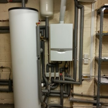 Full plumbing/ heating system