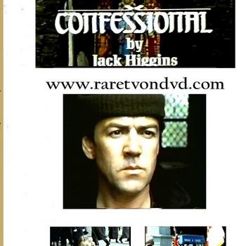Confessional (1989)  Starring Robert Lindsay, Keith Carradine Based on a Jack Higgins Spy Novel