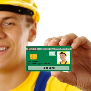 Gold package-We apply for your CSCS card!