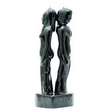 Man & Woman Back to Back Candle