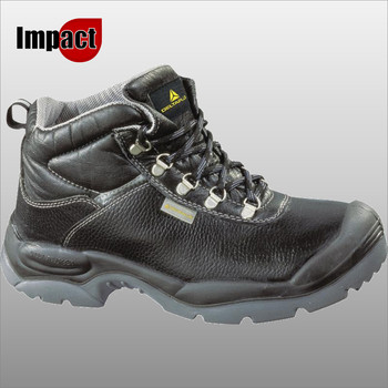 SAULT S3 SRC SPLIT LEATHER BOOTS X-LARGE INDUSTRY RANGE - S3 SRC