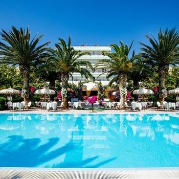 Luxury Beach Hotel Adriatic Coast