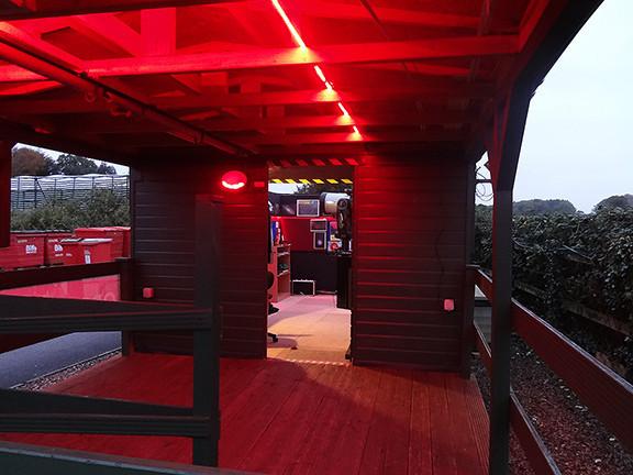 Stargazing at Dyffryn Gardens - 29 October 2016