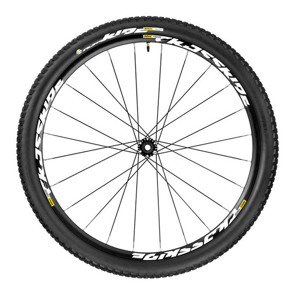 Mavic Crossride Quest tubeless wheelset