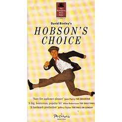 David Bintleys HOBSONS CHOICE (1992) Ballet