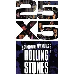 25 x 5: The Continuing Adventures Of The Rolling Stones (1989)DVD