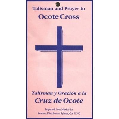 Ocote Cross Talisman
