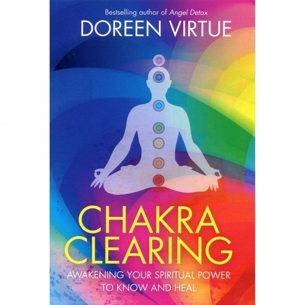 Chakra Clearing Book