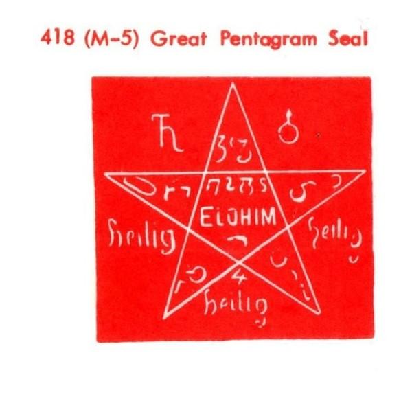 M-5 Great Pentagram