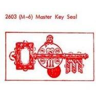 M-6 Master Key Seal