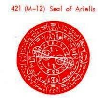 M-12 Seal Of Arielis