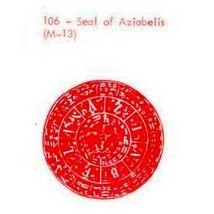 M-13 Seal Of Aziabelis