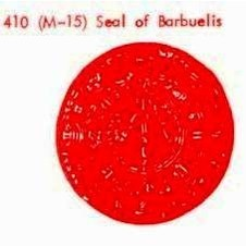 M-15 Seal Of Barbuelis
