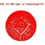 M-30 Seal Of Mephistophilas