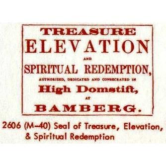 M-40 Seal Of Treasure, Elevation & Spiritual Redemption