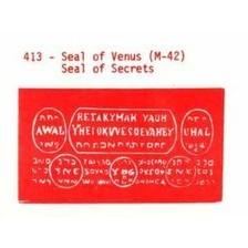 M-42 Seal Of Venus