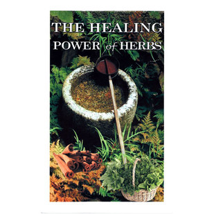 The Healing Power Of Herbs Book