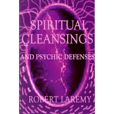 Spiritual Cleansing & Psychic Defenses Book