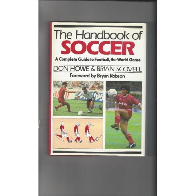 The Handbook of Soccer 1988 Hardback Football Book