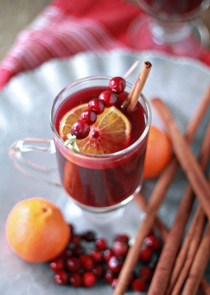 Therapist Thursday with Mulled wine Monday 8th December 2016