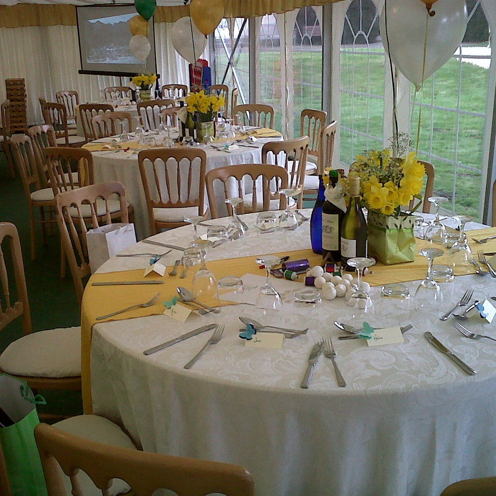 table linen chair cover hire robin hood hire ltd chair hire