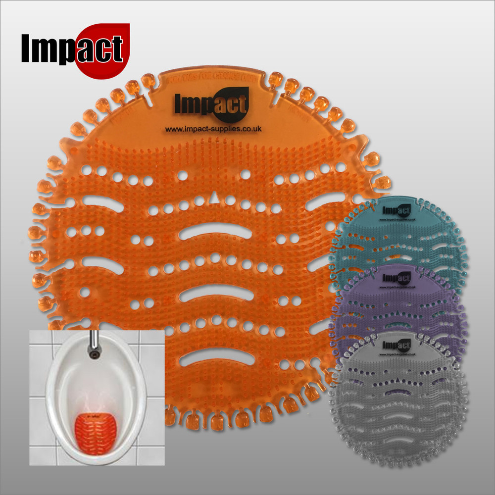 Impact Urinal Screens / Mats - Each