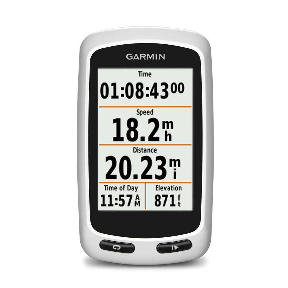 Garmin Edge Touring GPS Enabled bike computer