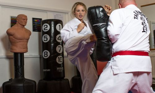 Empowering Females through Martial Arts in Sevenoaks, Oxted, Haywards Heath and East Grinstead