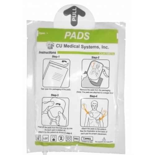 iPad SP1 dual use adult/child pads