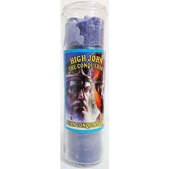 High John the Conqueror Dressed Candle