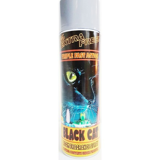Black Cat Spray