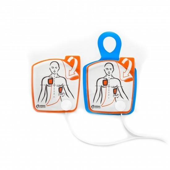 Powerheart G5 Adult Defibrillator replacement pads