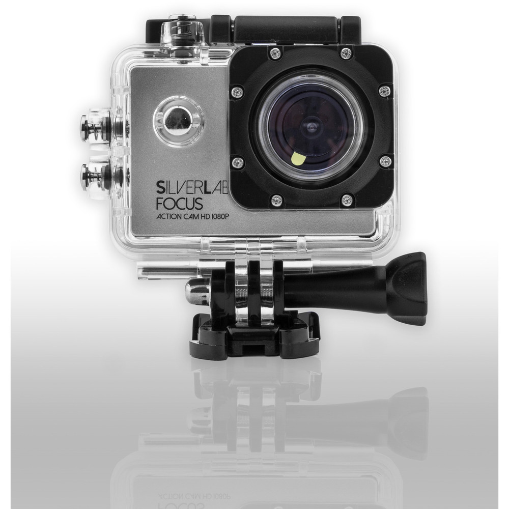 Silver Label Focus Action Camera 1080p