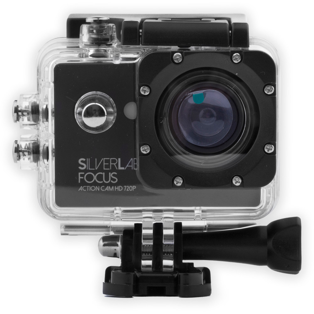 Silver Label Focus Action Camera 720p