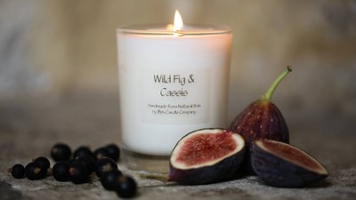 Wild Fig & Cassis Candle