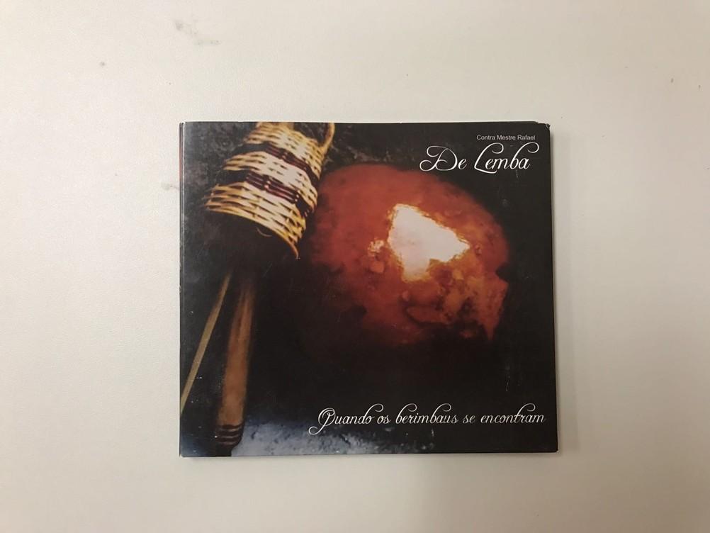 De Lemba - Contra Mestre Rafael (CD)