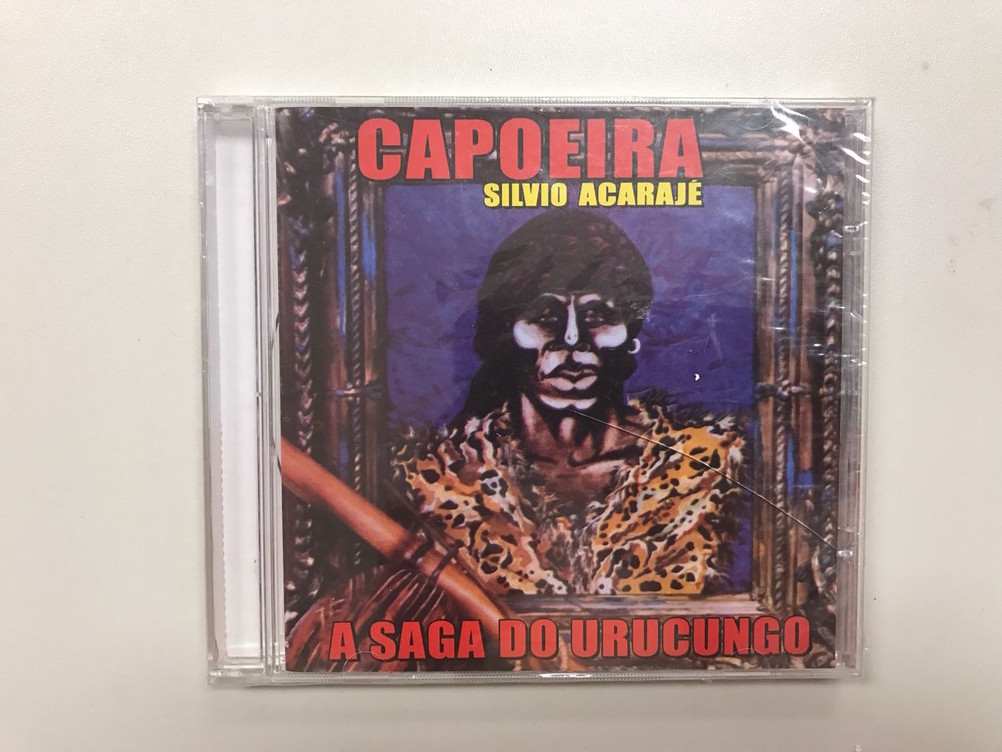 A Saga Do Urucungo - Silvio Acaraje (CD)