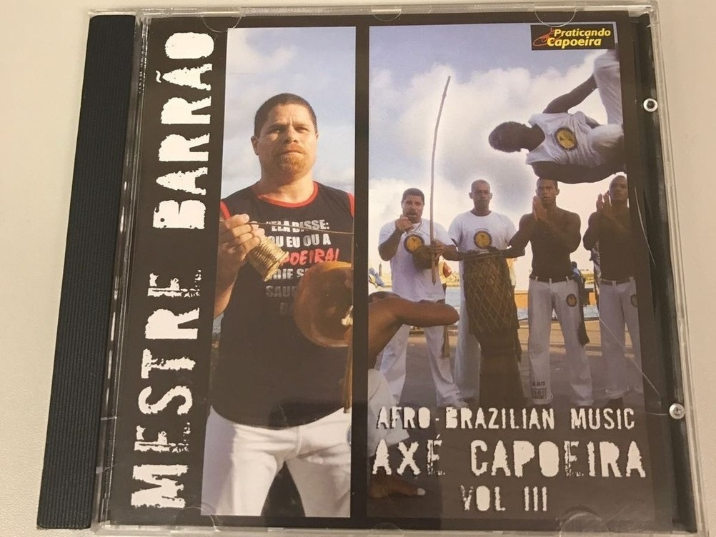 Mestre Barrao - Vol III (CD)