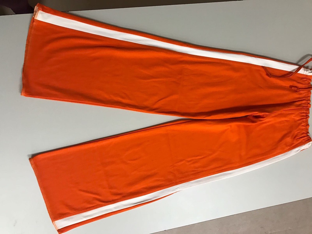 Orange Street Abada - White stripe (S)