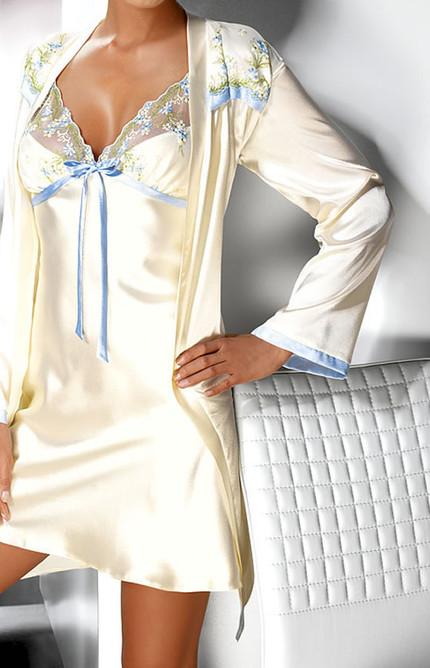 Grace Night Dress Cream, Irll