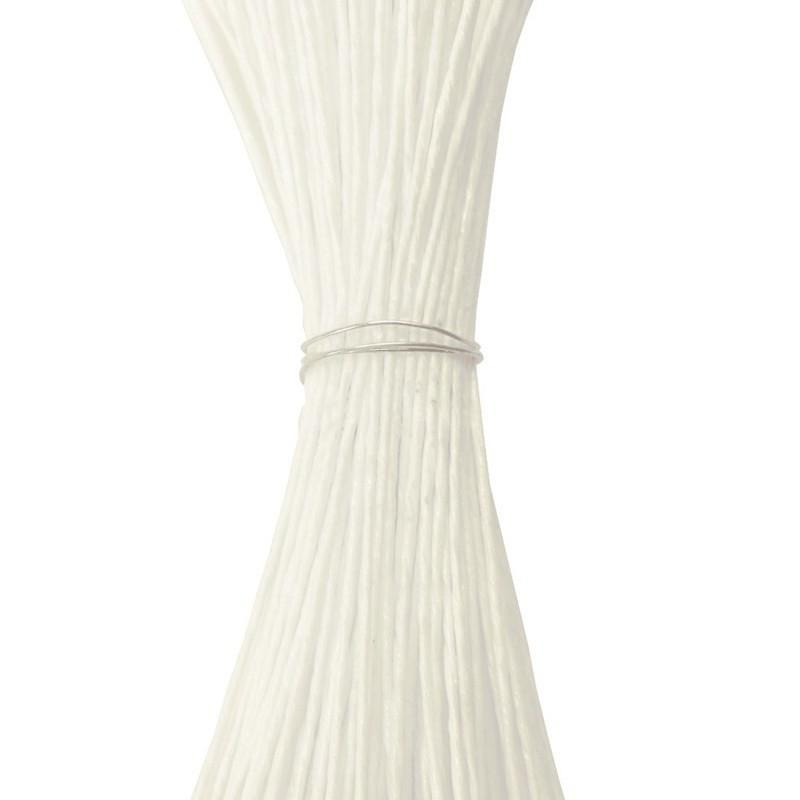 White Medium Dull Stamen