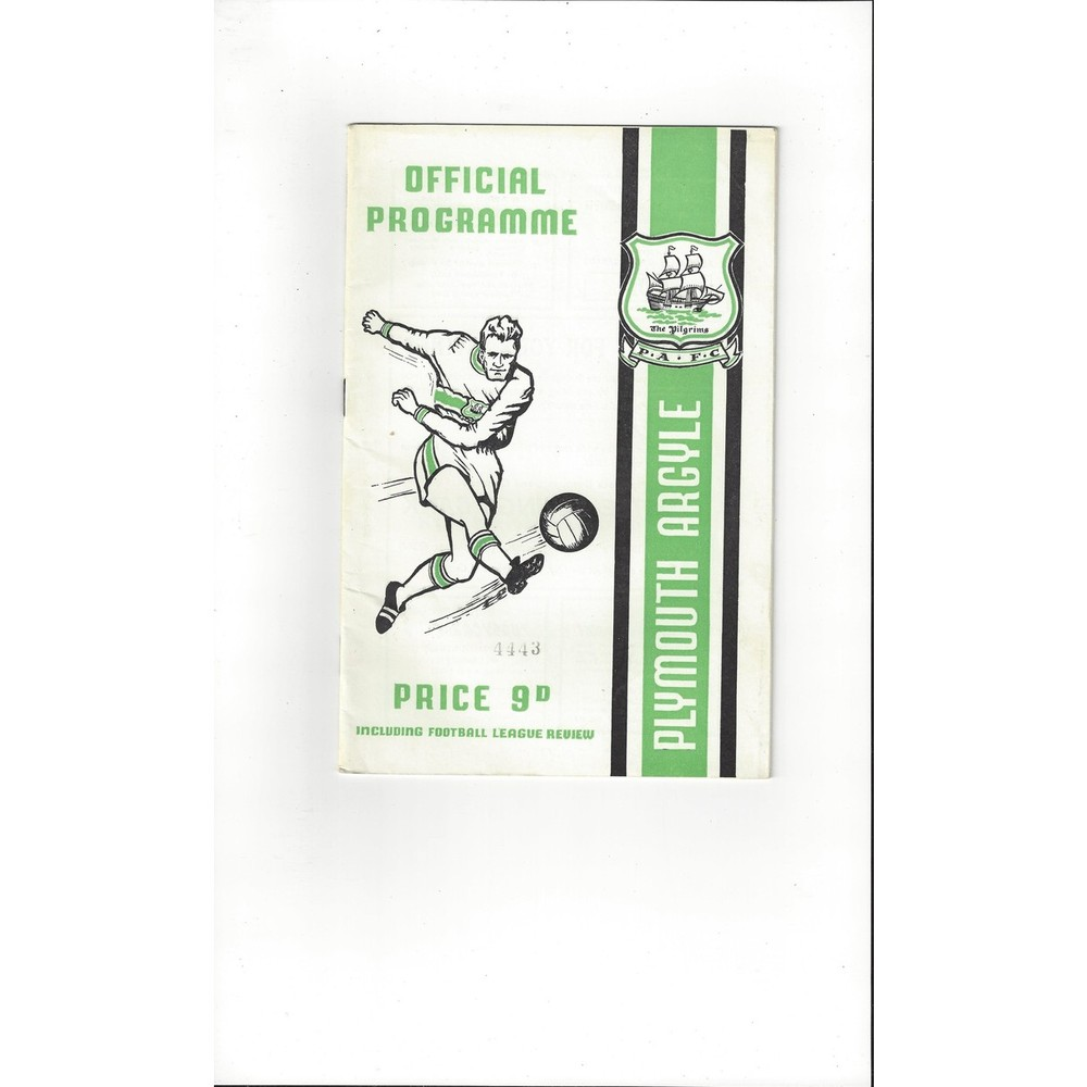 Rotherham United Football Programmes