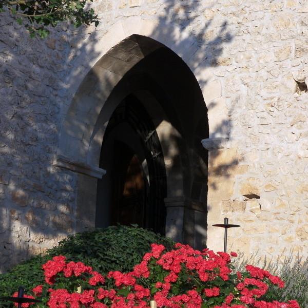 Converted Hillside Monastery