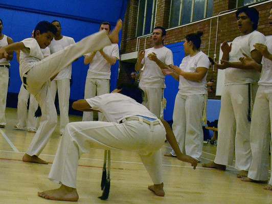 Kids Capoeira Classes
