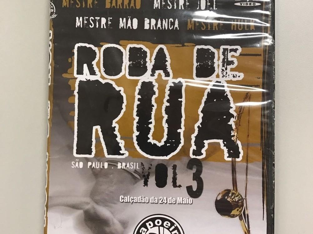 Roda De Rua Vol.3 (DVD)