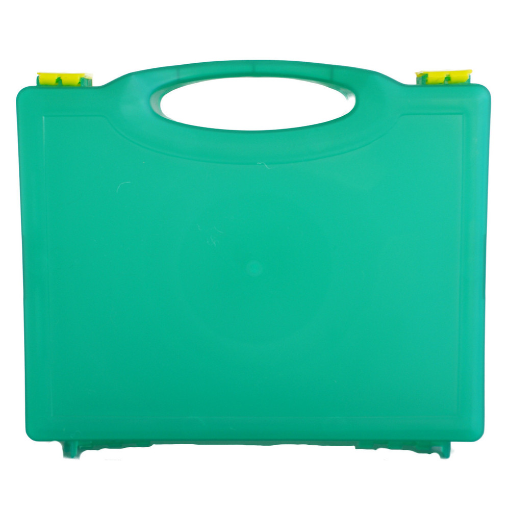 Premier First Aid Box Green Medium - Empty