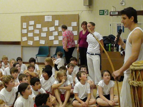 Capoeira Classes West London, Kids Capoeira Classes South West London, Capoeira Workshops London