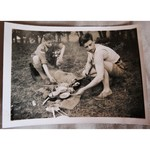 Cefn Onn Scout Camp 1939 Original Photo