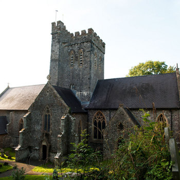 St Martyns Laugharne.
