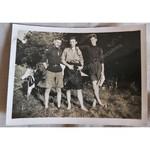 Miskin Scout Camp 1939 Original Photo Alf & Mervyn Phelps